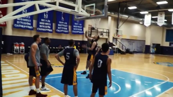Nuggets Pre-Draft Workout May 21
