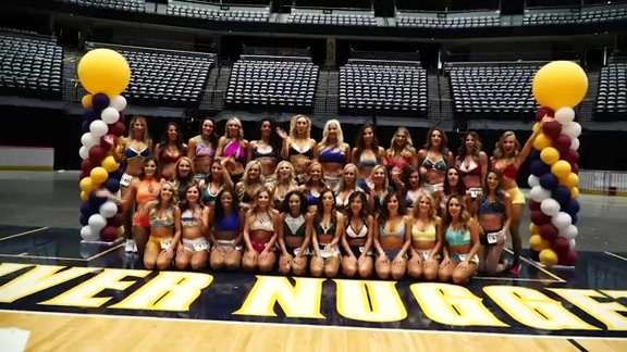 Nuggets Dancers Auditions