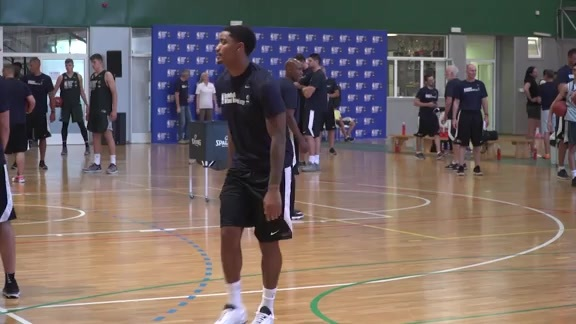 Gary Harris | Basketball Without Borders