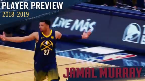 2018-19 Player Previews: Jamal Murray