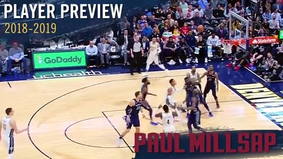2018-19 Player Previews: Paul Millsap