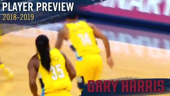 2018-19 Player Previews: Gary Harris