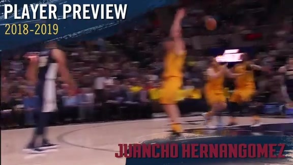 2018-19 Player Previews: Juancho Hernangomez