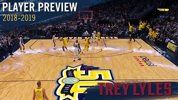 2018-19 Player Previews: Trey Lyles