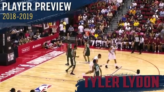 2018-19 Player Previews: Tyler Lydon