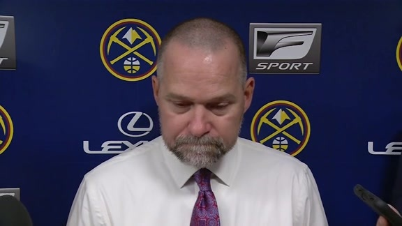 Malone Following Win Over Suns