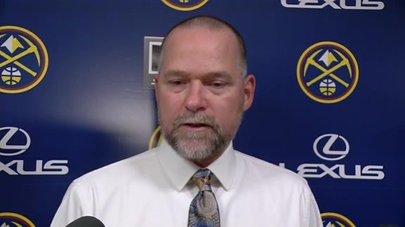 Coach Malone Post-Game