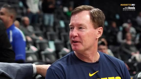 Nuggets 360 | Mark Price