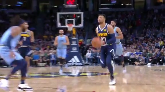 Halftime Highlights vs. Grizzlies
