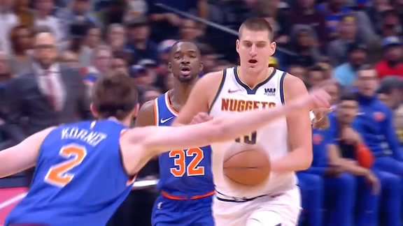 Xfinity High Speed Highlights: Knicks vs. Nuggets