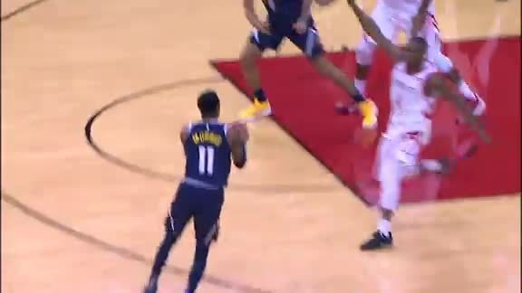 Monte Morris Highlights Against the Rockets