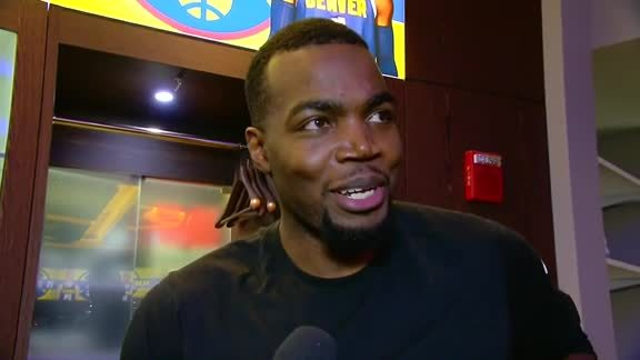Millsap on the Nuggets' win Against the Clippers