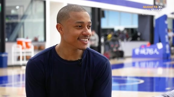 Nuggets 360 | Isaiah Thomas' Journey Back to Basketball