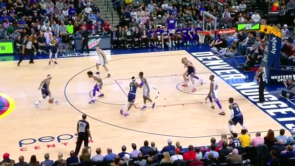 Isaiah Thomas with Another 3-Pointer vs. Kings