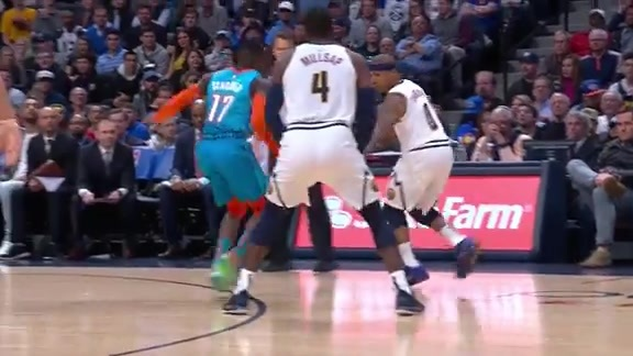 Xfinity High Speed Highlights: Thunder vs. Nuggets