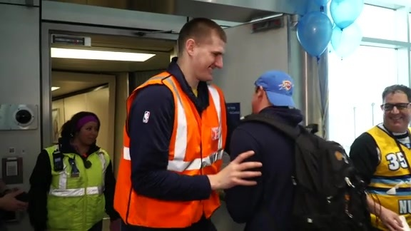 Southwest Trading Places | Nuggets Work for Southwest Airlines