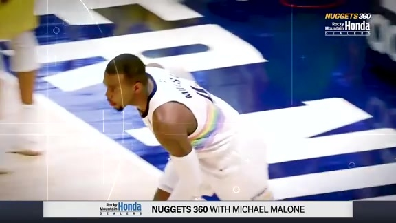 Nuggets 360 | Millsap Provides Quality Play in 2018-19 Season