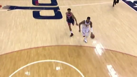 Bench Highlights Against the Wizards
