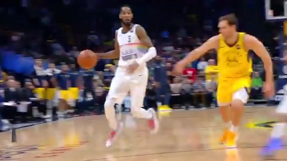 Xfinity High Speed Highlights: Pacers vs. Nuggets