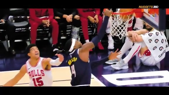 Nuggets 360 | Top Plays of the 2018-19 Season
