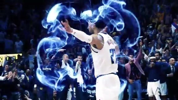Jamal Murray Against the Spurs: 2019 Playoffs