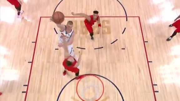 Xfinity High Speed Highlights: Trail Blazers vs. Nuggets Game 2