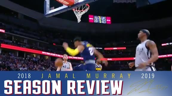 2018-19 Season Recap: Jamal Murray