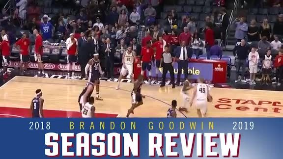 2018-19 Season Recap: Brandon Goodwin