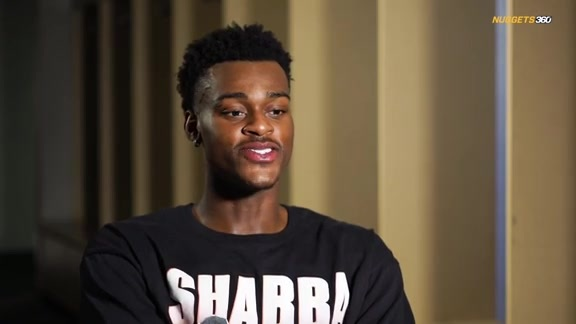 N360: Jarred Vanderbilt gets ready for sophomore season