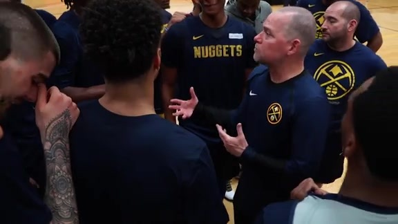 Highlights from Nuggets Training Camp Day 1