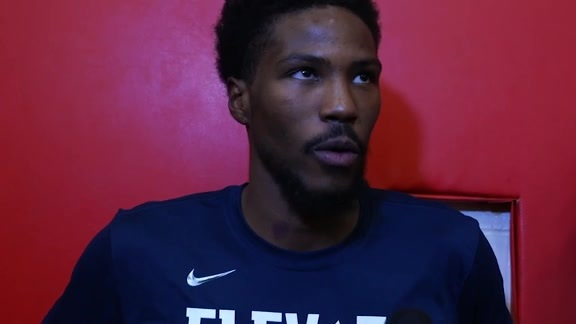 Nuggets Training Camp Day 3: Malik Beasley interview