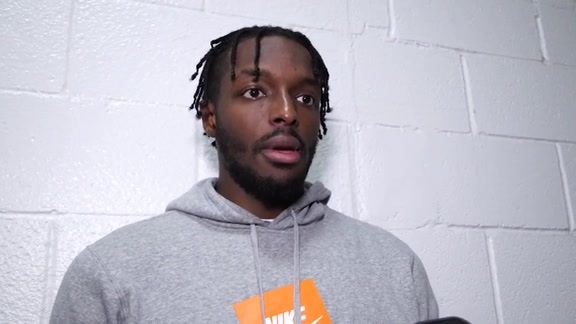 Denver Nuggets' Jerami Grant: