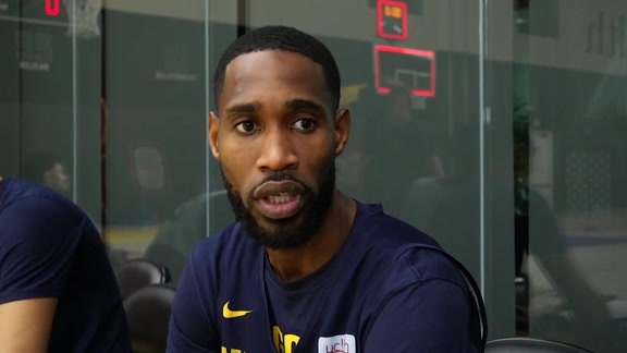 Denver Nuggets' Will Barton: Let's build momentum