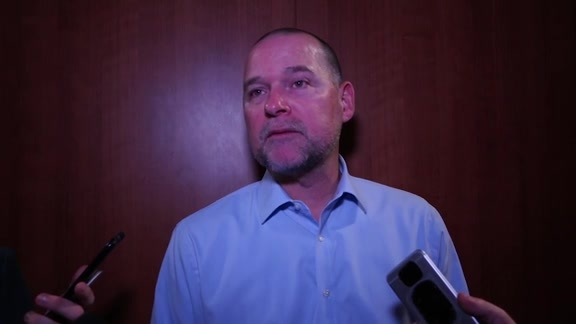 Nuggets vs. Clippers: Michael Malone post game interview