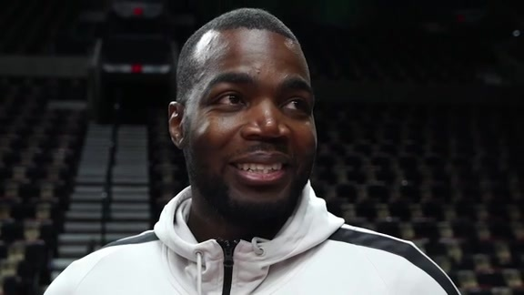 Nuggets shootaround: Paul Millsap interview (10/23/19)