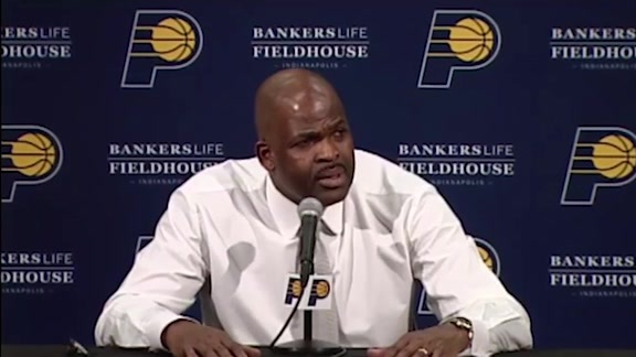 Postgame: Coach McMillan Press Conference - January 12, 2018