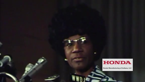 This Day in Black History: Shirley Chisholm