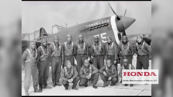 This Day in Black History: Tuskegee Airmen