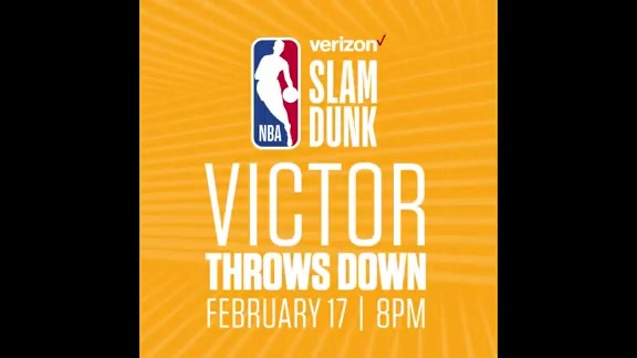 Victor Oladipo 2018 Slam Dunk Contest Hype Video