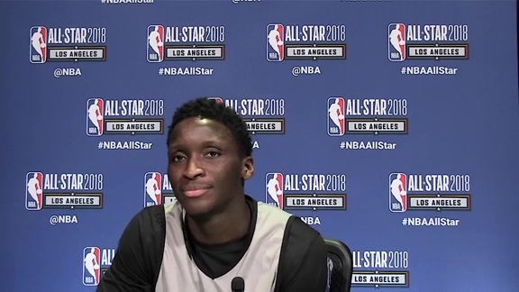 Oladipo on His Season To Date