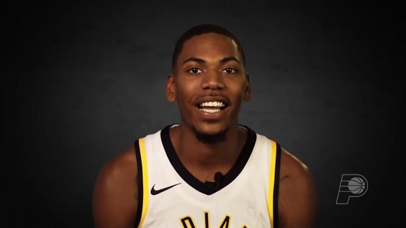 My Home Court: Glenn Robinson III