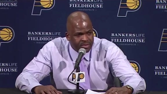 Postgame: Coach McMillan Press Conference - March 23, 2018
