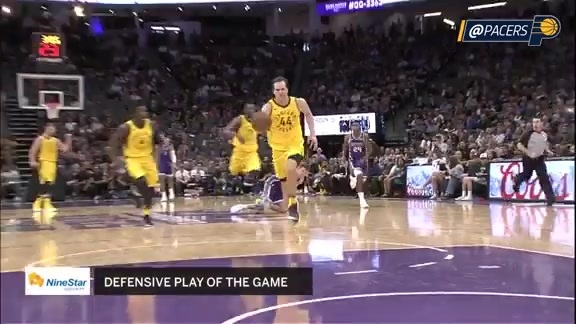 Bogdanovic Buoys Pacers Past Kings