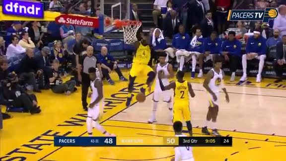 Highlights: Oladipo Wild Week Out West