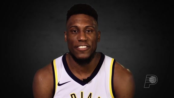 My Home Court: Thaddeus Young