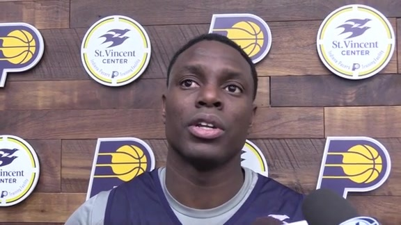 Pacers Understand Game 2 Mistakes, Excited to Play at Home
