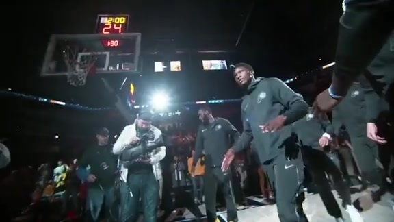 Game 4 Hype Video