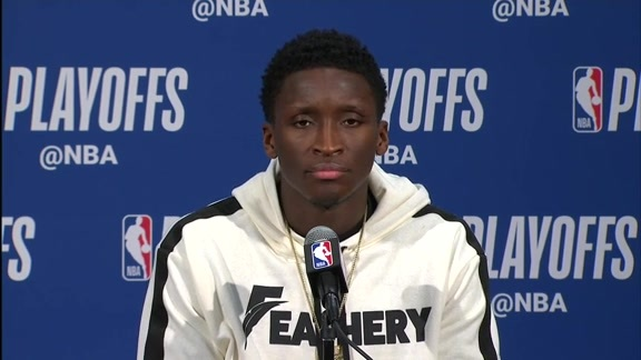 Postgame: Victor Oladipo Press Conference - April 22, 2018