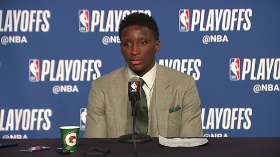 Postgame: Victor Oladipo Press Conference - April 29, 2018
