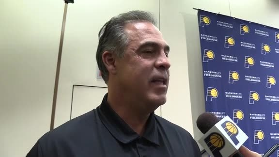 Kevin Pritchard Reflects on 2017-18, Looks Ahead to Offseason